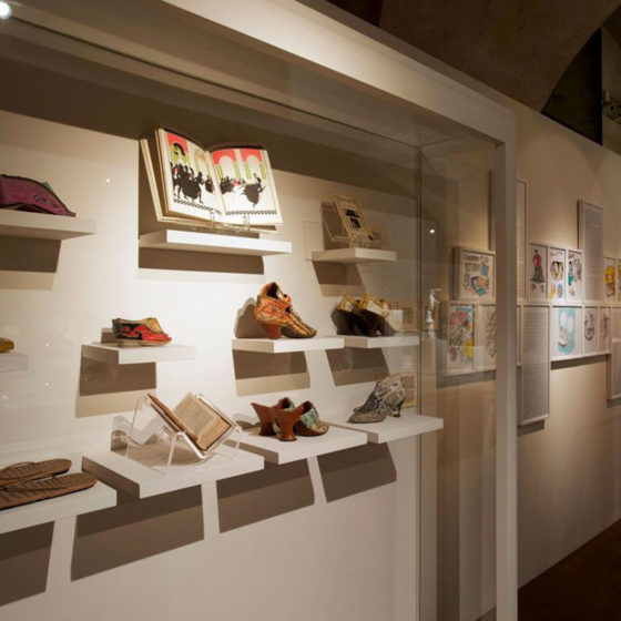 Ferragamo Green Spirit Exhibition Design Studio