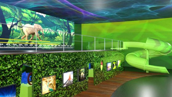 Eco Design Green Spirit Entertainment
