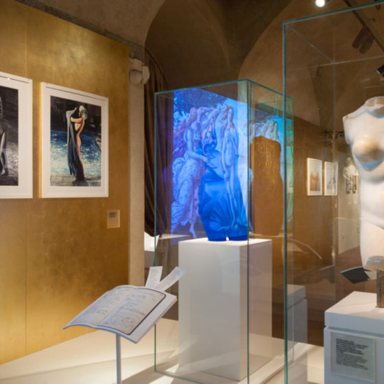 Ferragamo Green Spirit Project Exhibition Design Studio